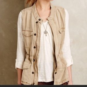 Anthropologie-Sanctuary Courier Cargo Vest
